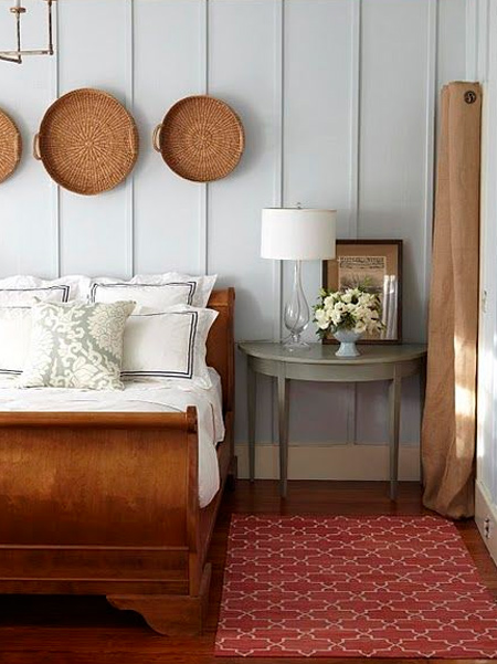 What is a sleigh bed: Scrolled head and foot boards - generally made from hardwoods - create a sleigh-like look to to this generally large bed. Ornate carvings, or iron work, are often found in the details as well, giving the bed a very dated look that is popular with antique collectors.