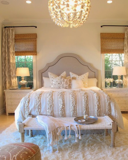 Add Romance To Any Bedroom With A Moroccan Wedding Blanket. These Gorgeous  Blankets Are Easy To Make And Look Absolutely Fantastic On A Bed, ...