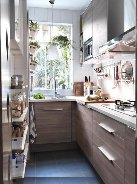 Home Dzine Kitchen Maximise A Small Kitchen