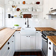 Maximise a small kitchen