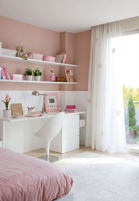 From palest pink to blush pink to dusty pink, this is a hues that brings out the best in grey. Where cooler tones of grey can be almost sterile, introduce pink and you have a room that is perfect for summer or winter - not too cool with just a dash of heat.