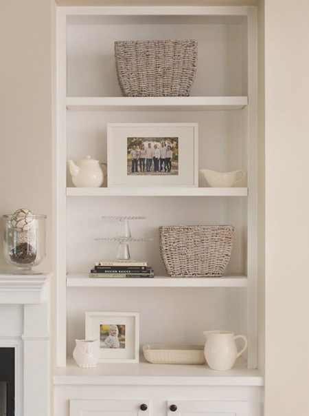 Clever ideas for alcoves