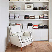 Ideas for alcoves