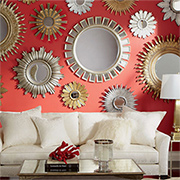 Quick Tip: Interiors shine with a mirror