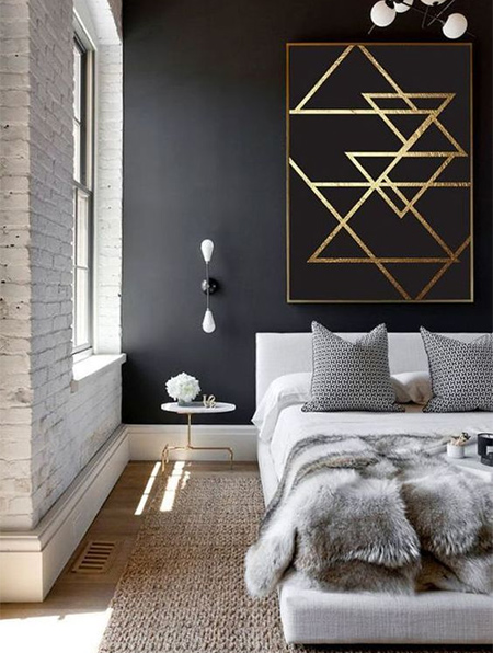 Decorating with black is back, and what better way to add refined sophistication to living spaces.