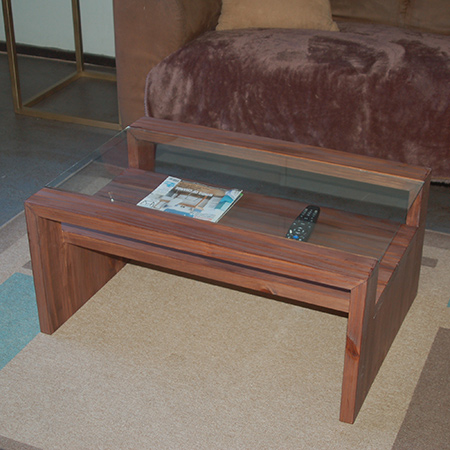 home dzine home diy | make a stylish coffee table in a weekend