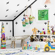 Children's bedrooms... organised!