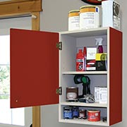 Workshop Storage Cabinet