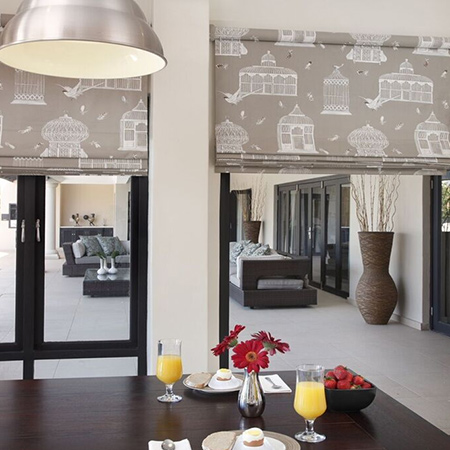 Made to Measure blinds are not only unique in their manufacturing but they are also an extension of your personal taste and style. The Finishing Touches Made-To-Measure blind ranges cater for all styles, designs and categories. These blinds offer that perfect fit that you desire.