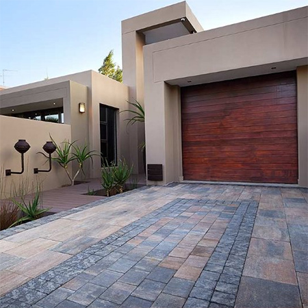 Home-Dzine - Clay and concrete paving bricks are durable, low maintenance and add aesthetic appeal and increase the value of a home.