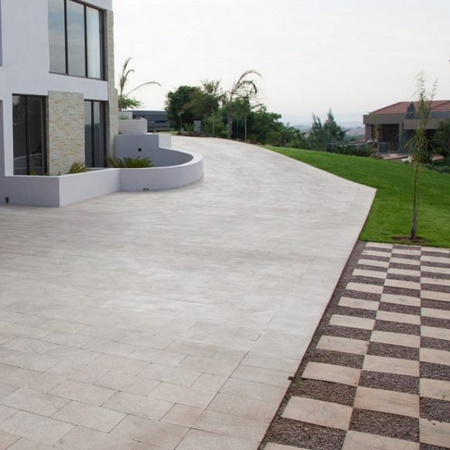 Home-Dzine - Over the past five years, manufacturing of concrete paving bricks has seen an increase in manufacturing and technical proficiency, enabling the production of modern paving options that are uniquely styled to offer solutions designed for fine homes.