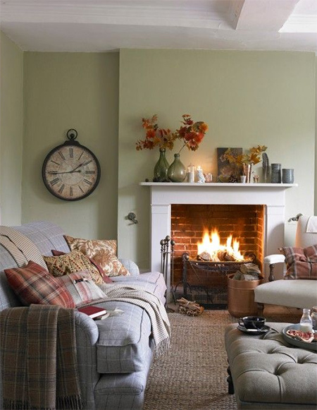 The days are getting shorter and winter will soon be upon us. We offer some tips on creating a welcoming, warm home without totally overhauling your living spaces.