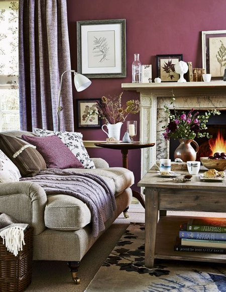 Depending on your location, our winters can be dry or wet. But one thing all areas have in common in the drop in temperature. When it's cold outside, you want your home to be warm and cosy, and the easiest and most affordable way to do this is to add texture, whether in the form of throws and cushions, layered window treatments, or area rugs.
