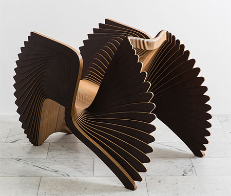 HOME-DZINE | Iconic Design - Furniture Designer, Alexander White, is a designer to watch out for. His iconic 'Munroe' chair is just one of his many designs that are pushing the boundaries.