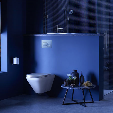 HOME-DZINE | Modern Bathrooms - Kohler has created a superior blend of comfort and convenience in