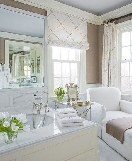 HOME-DZINE | Replace faded and dusty curtains with a window treatment that pops