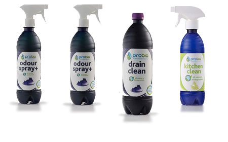 HOME-DZINE | Fresh Home - probiotic cleaners