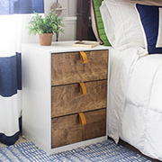 Build a modern nightstand