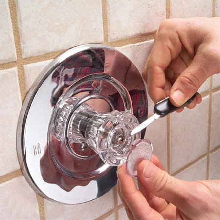 HOME DZINE Home DIY | Replace tap washers in shower
