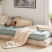 How to make a tufted French mattress