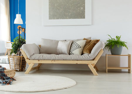 home dzine   diy projects   this futon sleeper couch is made using pine par home dzine home diy   diy futon sleeper couch  rh   home dzine co za