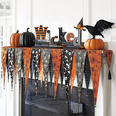 HOME-DZINE | Halloween Crafts - If you and the kids enjoy participating in Halloween, we've put together a selection of easy DIY Halloween decor ideas for the home.