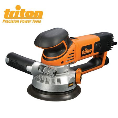 HOME-DZINE | DIY Tools - Win a Triton TGEOS Orbital Sander valued at R4949. All you have to do is share what you have been up to in the workshop!
