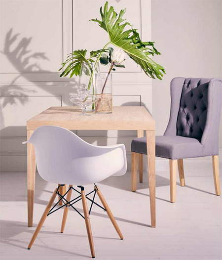 HOME-DZINE | Spring and Summer Trends - This Spring and Summer you can be inspired by a muted, natural colour palette