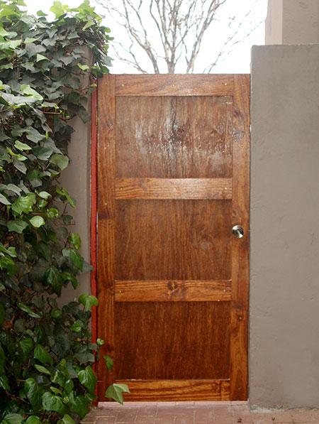 HOME DZINE | Garden Ideas And Projects   Make A DIY Garden Gate