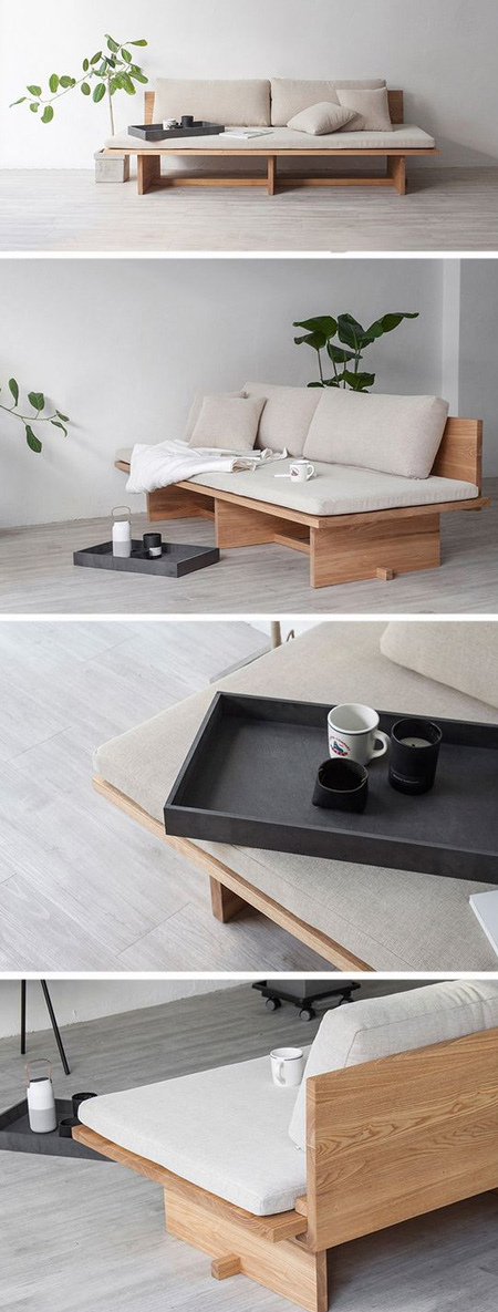 Enjoyable Home Dzine Home Diy How To Make A Diy Sofa Machost Co Dining Chair Design Ideas Machostcouk