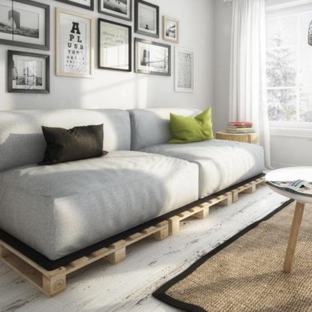 Home Dzine Home Diy How To Make A Diy Sofa