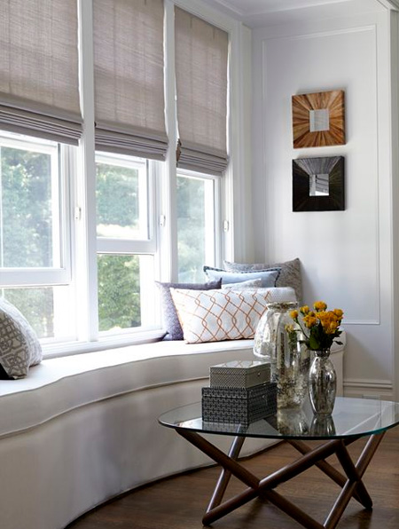 Begin this spring season with a fresh start without the stress - Finishing Touches can even install your new window treatments - curtains or blinds.