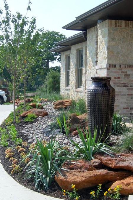 water wise garden designs