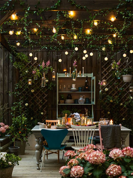 home dzine garden ideas ideas for garden lighting. Black Bedroom Furniture Sets. Home Design Ideas