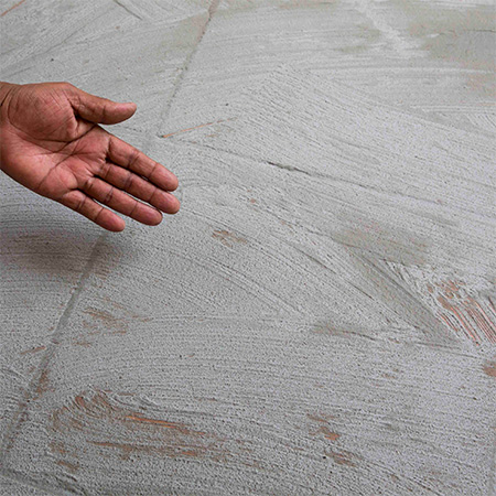 HOME-DZINE | Tiling Tips - To tile over existing tile, let the slurry priming coat dry - touch-dry - before applying tile adhesive to secure the new tiles.