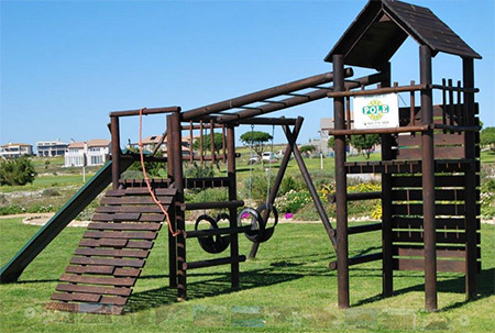 HOME DZINE Garden Ideas | Build a Jungle Gym