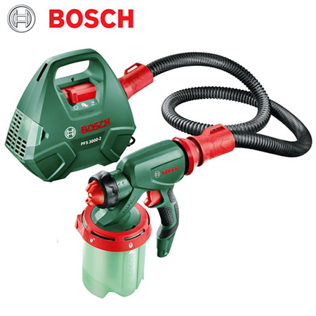 On Special - Today ONLY - buy the Bosch PFS 3000-2 Spray System for R 1 559.00.