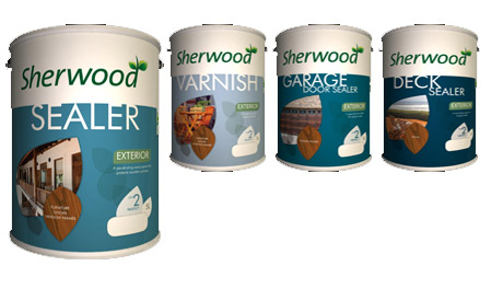 Sherwood Sealer for exterior use is an environmentally friendly sealer with a natural matt finish