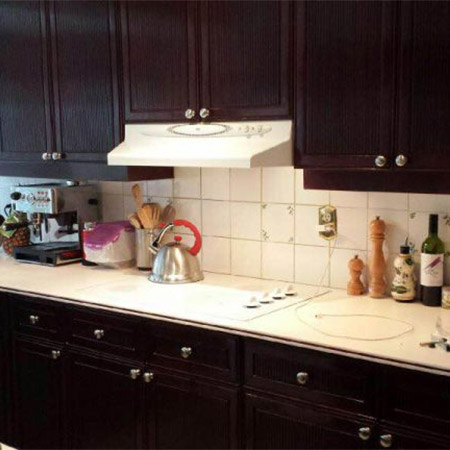 Home Dzine Kitchen Faux Kitchen Splashback