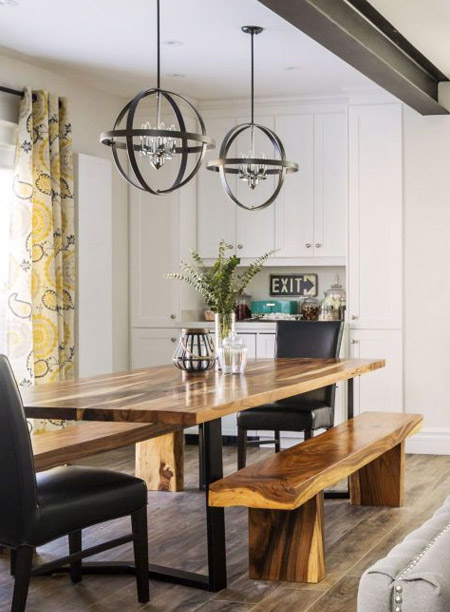 Dining Rooms to Inspire