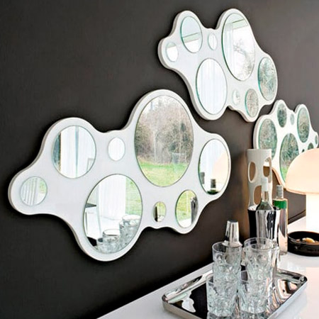 make your own designer mirrors