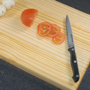 pine chopping board