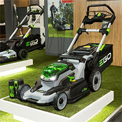 ego power mower