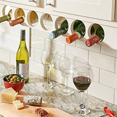 handy wine rack