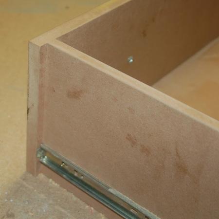 make up drawer for tv unit