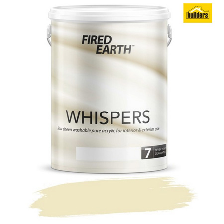 fired earth whispers paint for walls