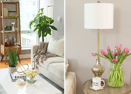 give your home a spring makeover