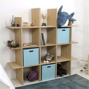 kiddies shelf unit