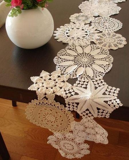 Home Dzine Craft Ideas Get Crafty With Doilies