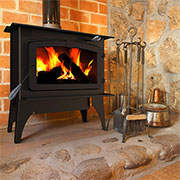 buy a wood stove